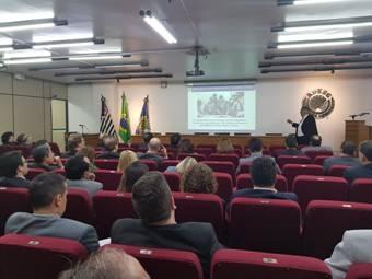 CEPE da ADESG-SP tem 40 civis e militares das FFAA