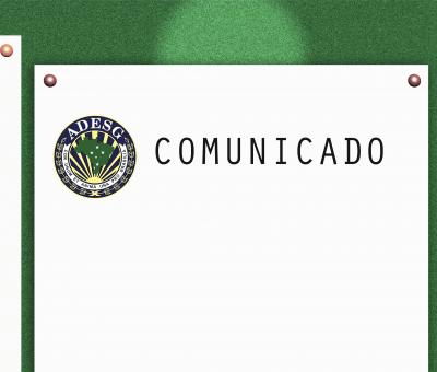 Estimado (a) Adesguiano (a)