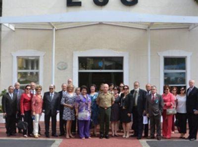 ADESG Campinas Visita a ESG