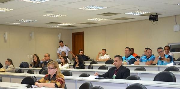 ESG sedia Seminário da Associação de Colégios de Defesa Ibero-Americanos